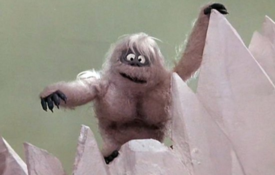 Abominable Snowman Mountain Classic Villains of Animated Christmas Specials: Ranked