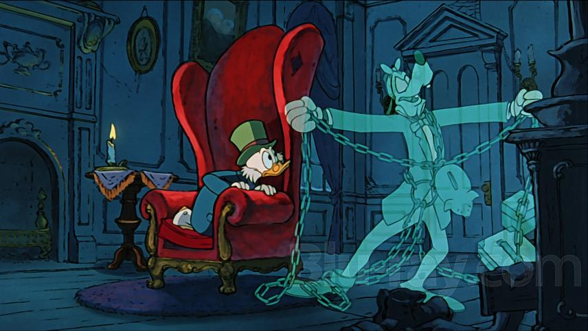 Scrooge Classic Villains of Animated Christmas Specials: Ranked