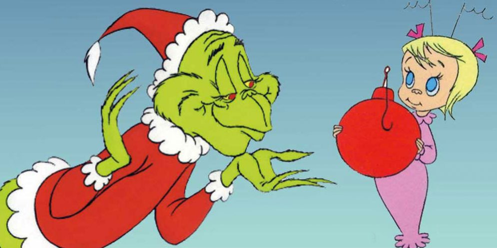 TheGrinch Classic Villains of Animated Christmas Specials: Ranked