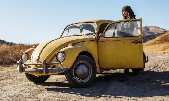 Bumblebee Movies Coming Out in 2018: What to Watch in Animation