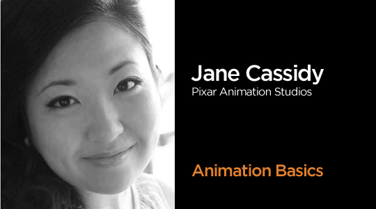 Jane Cassidy Animation Mentor
