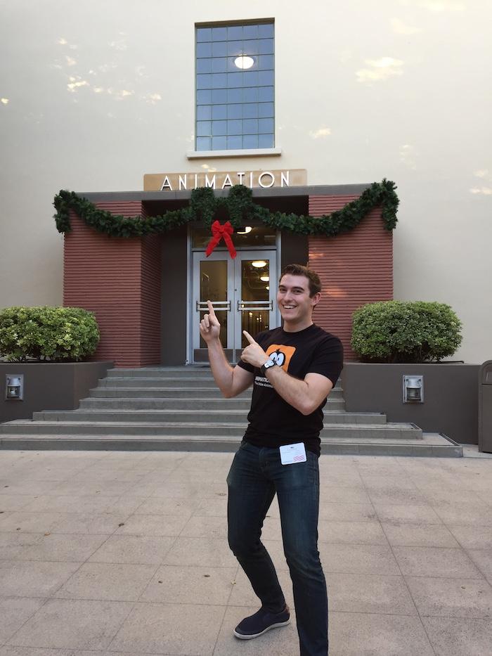 amdisneytrip From School to Studio: Sir Wade Neistadt's Journey to DreamWorks Animation
