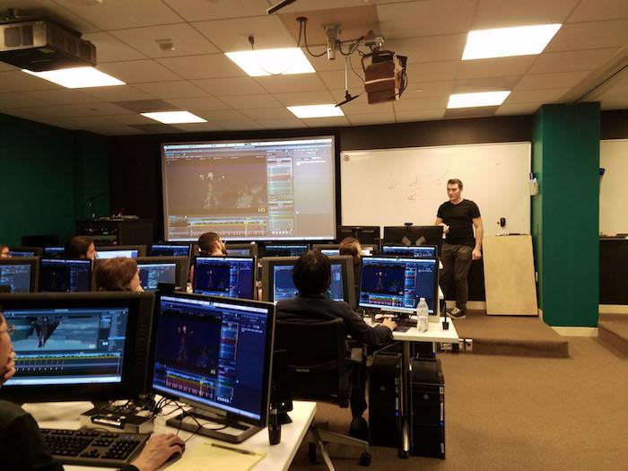 traininglabs From School to Studio: Sir Wade Neistadt's Journey to DreamWorks Animation