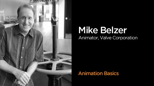 Mike Belzer Animation Mentor