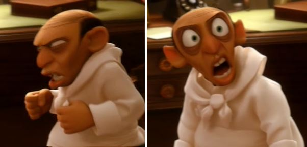Ratatouille ChefSkinner AnimationMentor Pro Animation Tip: Don't Forget About the Shoulders!