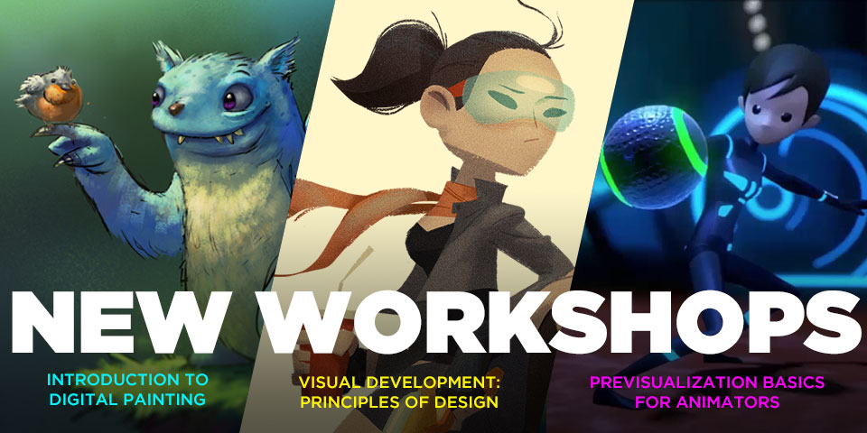 blog new workshops concept art Our Top 10 Animation Blog Posts of 2018