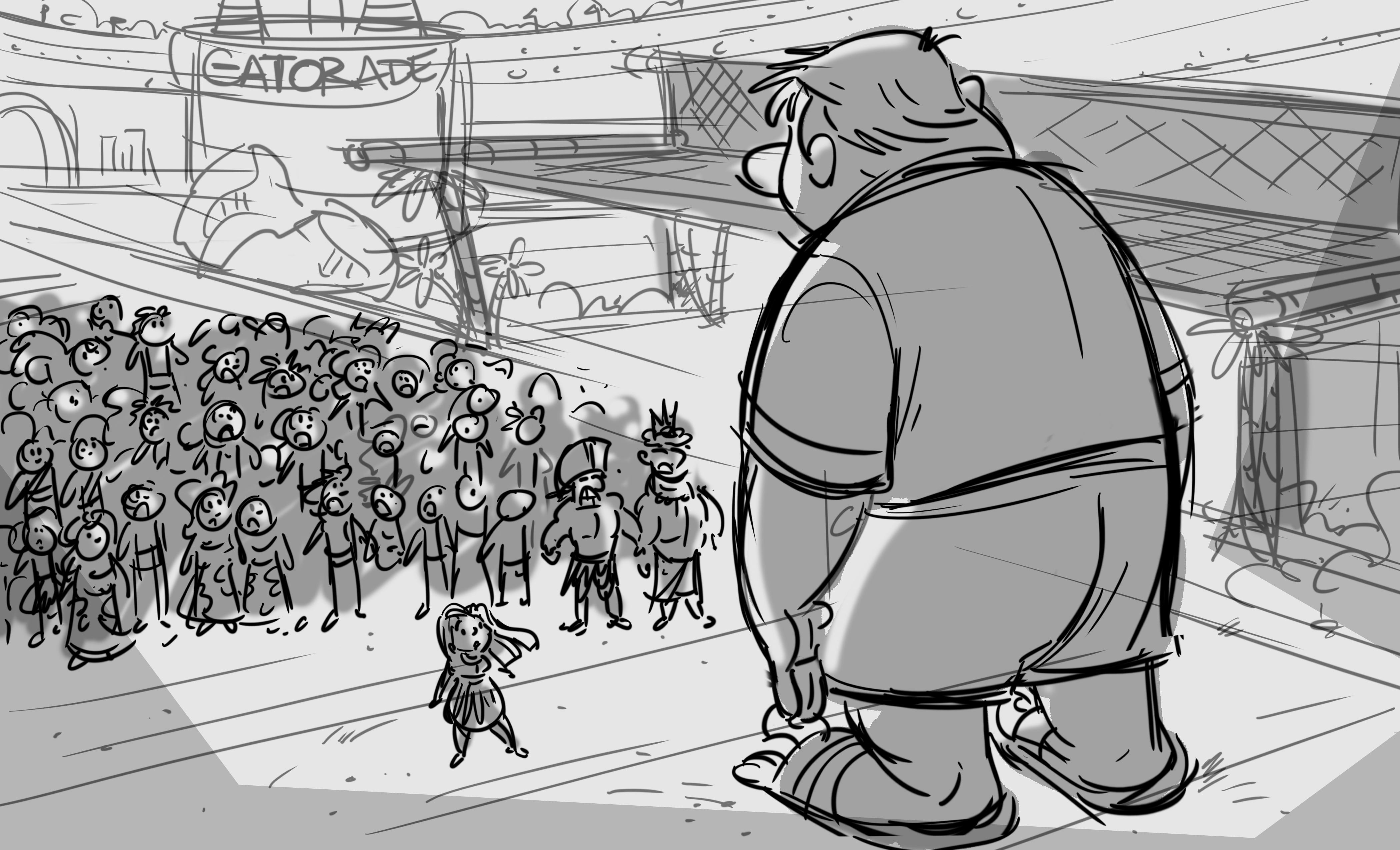 AMstoryboard Kunkel Giant New Workshop Alert: Intermediate Storyboarding