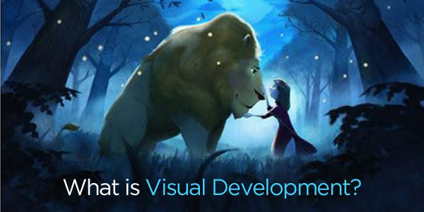 WhatIsVisDev What is Visual Development in Animation?