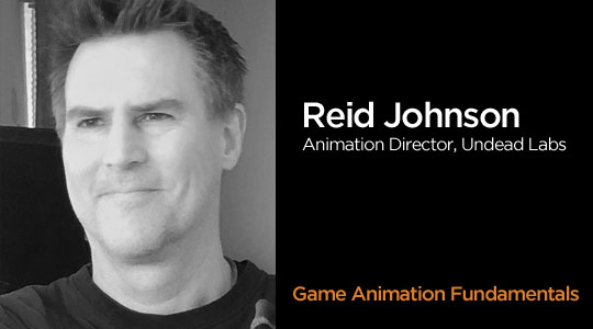 ReidJohnsonmentorpromo Video: How to Create Walk Cycles for Video Games