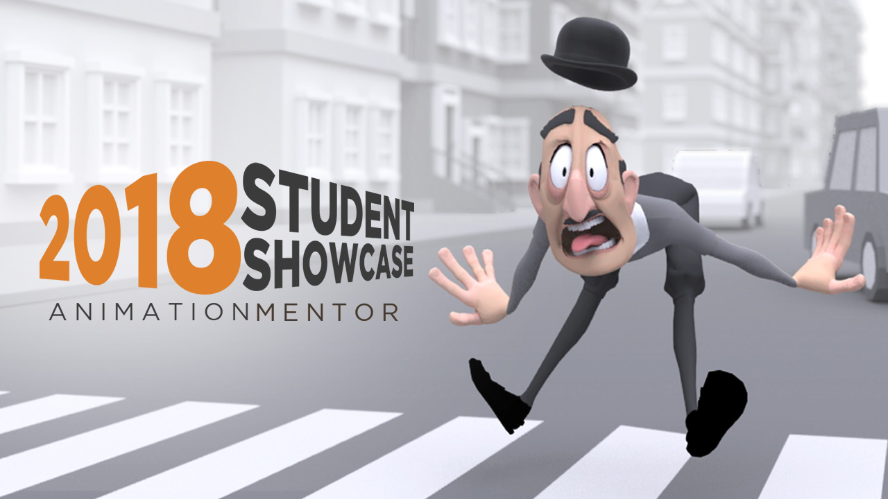 blog showcase 2018 Animation Mentor Student Showcase 2018