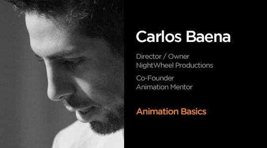 Carlos Baena Animation Mentor