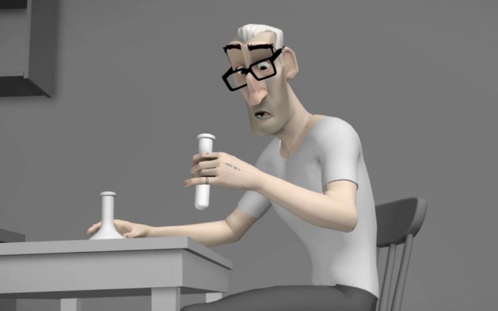 Nick Kondo Blog Animation Mentor Scientist