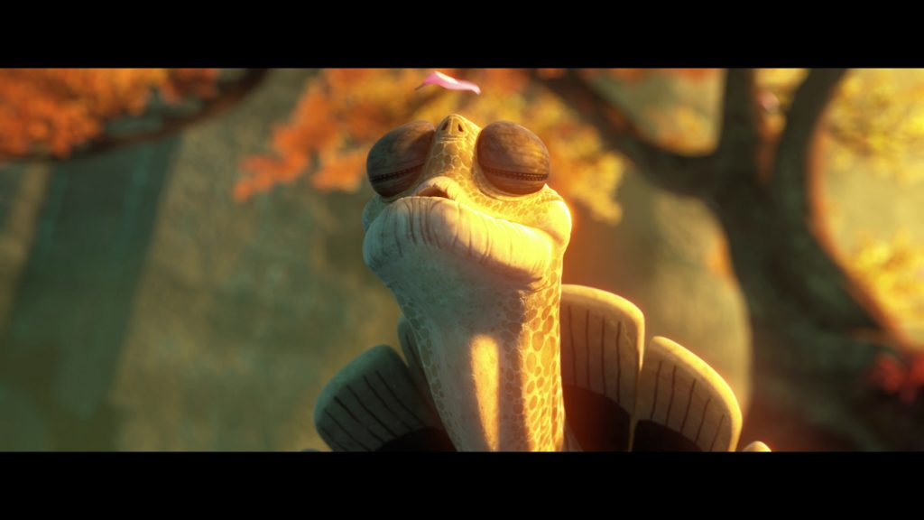 Master Oogway from Kung Fu Panda 3