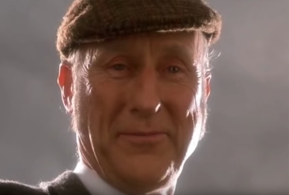 James Cromwell from Babe