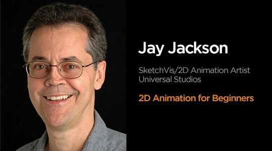 Mentor Jay Jackson