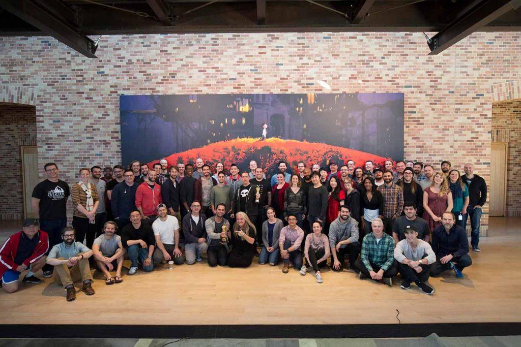 Coco Team at Pixar Animation Studios
