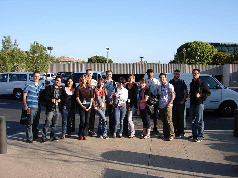 El programa de aprendices de Rhythm and Hues en Los Ángeles