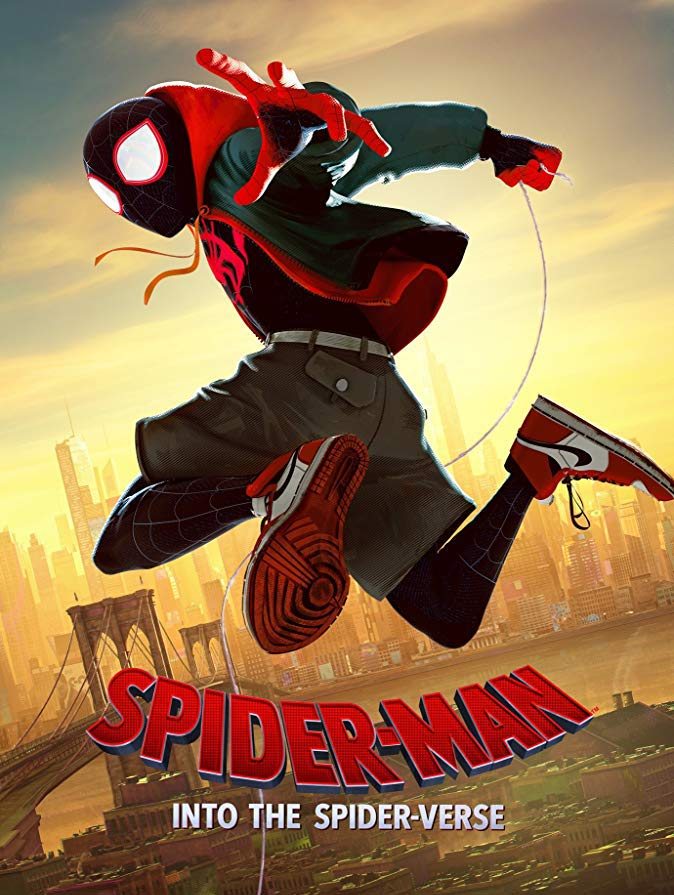 Spider-Man: Into the Spider-Verse by Sony Pictures Animation