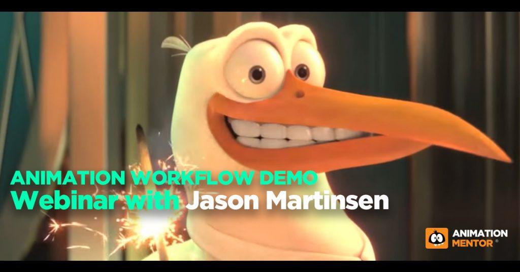 Animation Tutorial with Jason Martinsen