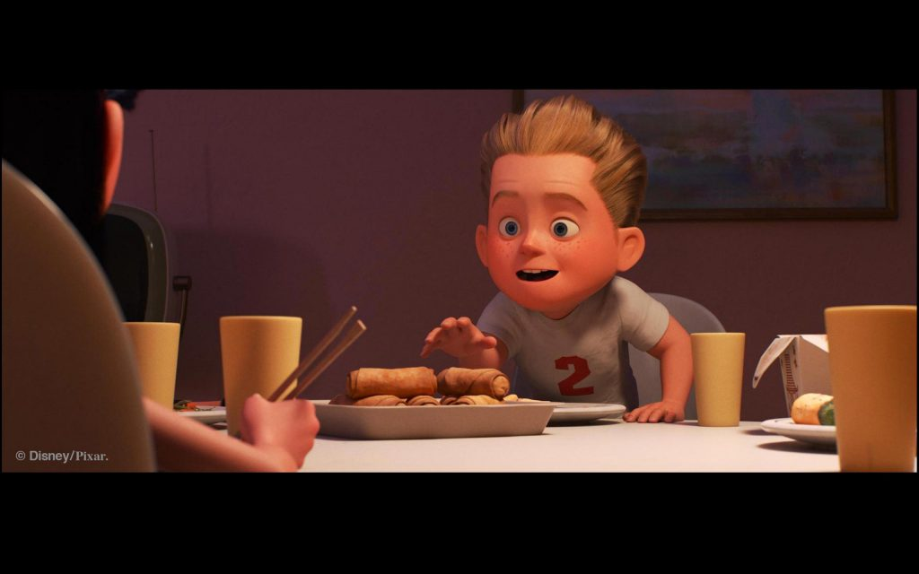 Dash from Incredibles 2