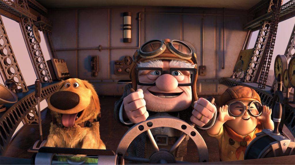 Pixar Animations' Up