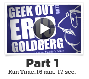 webinar vid img EricG 01 Geek Out With Eric Goldberg
