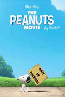 bluesky peanuts poster Ray Ross