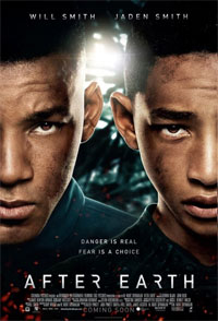 After Earth Shaun Freeman