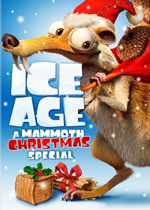 BlueSkyStudios Ice Age Mammoth Christmas Dave Vallone