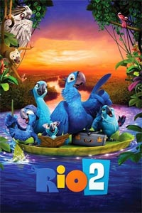 BlueSkyStudios Rio 2 Ray Ross