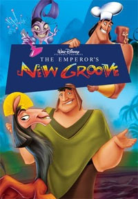 Disney Emperors New Groove Chad Stewart