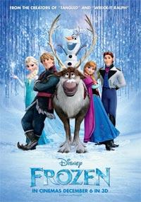 Disney Frozen Derek Friesenborg