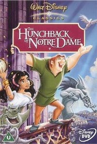 Disney Hunchback Notre Dame Jay Davis