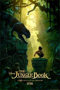 Disney Jungle Book Chris Hurtt