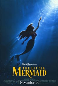 Disney Little Mermaid Tim Ingersoll