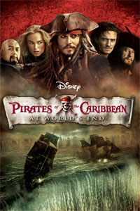 Disney Pirates Caribbean Worlds End Matthew Garward