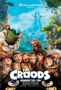 DreamWorks Croods Dave Weatherly