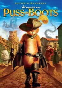 DreamWorks Puss Boots Martin Hopkins