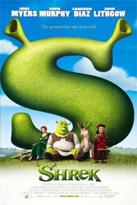 DreamWorks Shrek Michelle Meeker