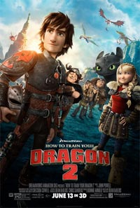 DreamWorks Train Dragon 2 Mike Amos