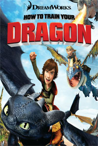 DreamWorks Train Dragon Melanie Cordan