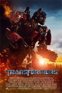 DreamWorks Transformers Peter Kelly