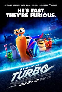 DreamWorks Turbo Nate Wall