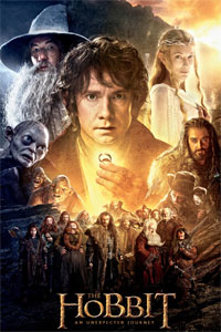 Hobbit Unexpected Journey Brian Ward