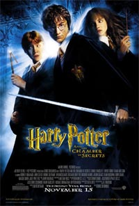 ILM Harry Potter Chamber Secrets Greg Kyle