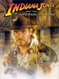 Indiana Jones Matthew Garward
