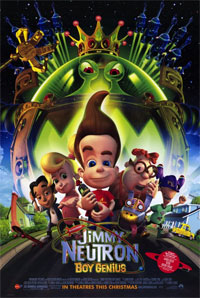 Jimmy Neutron boy Genuis Ray Chase
