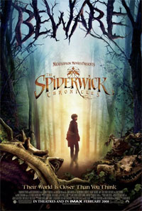 Nickelodeon Spiderwick Chronicles1 Matthew Garward