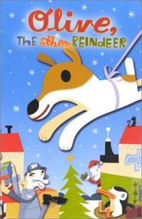 Olive Other Reindeer Paul Allen