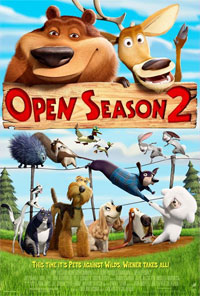 Open Season 2 Dimos Vrysellas